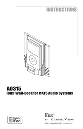 Channel Vision A0315 User Manual