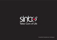 Sinbo SMR-4229 User Manual