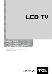 Tcl l32hdf11ta User Guide