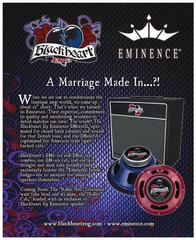 Eminence bh-112 Brochure