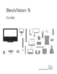 Bang & Olufsen BeoVision 9 User Manual