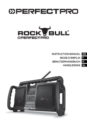 Perfectpro Rockbull 8717774762059 Data Sheet