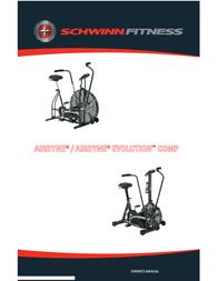 Schwinn Airdyne Owner's Manual