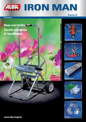 Alba-Krapf Iron Man Serie II 27635 Leaflet