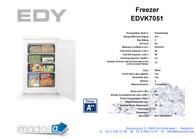 EDY EDVK7051 Leaflet