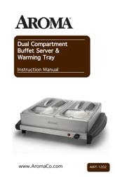 Aroma AWT-1202 User Manual
