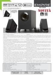 Empire KS-1200 EMSP.KS1200 Leaflet