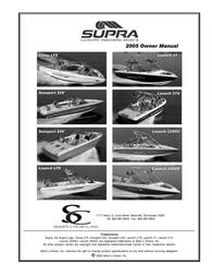 Supra COMP LTS User Manual