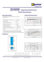 EEMB ER14505 Leaflet