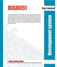 Mikroelektronika MikroE Development Kits MIKROE-598 Data Sheet