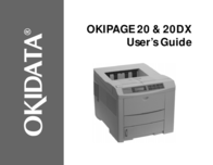 Alfa OKIPAGE 20DX User Manual
