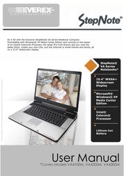 Everex VA4100M User Manual