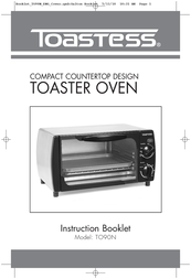 Toastess Toaster TO90N User Manual