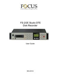 Focus Enhancements FS-2 User Manual
