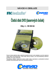 Beco DVD Cleaner 712.0910PACK Data Sheet