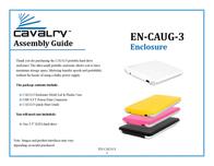 Cavalry CAU3G CAU3G25500B User Manual