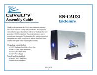 Cavalry CAU3I CAU3I3702T0 User Manual
