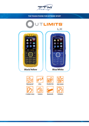 ITT Out Limits LX OUT LIMITS LX YELLOW User Manual