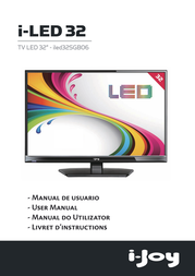 i-Joy I-Joy i-LED 32 User Manual