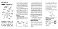 SOG S66N-CP Leaflet