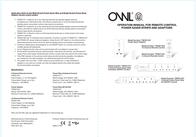 OWL TSE007-002 产品宣传页