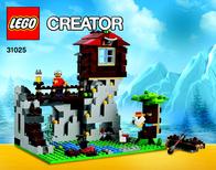 Lego Creator 31025 BERGHÜTTE 31025 Data Sheet