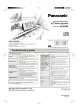 Panasonic sc-en28 User Manual