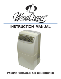 WindChaser PACR12 Manual De Usuario