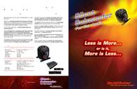 ButtKicker SILENT SUBWOOFER BKA-800-SSW Leaflet
