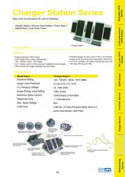 OPTI-UPS Charger Station Leaflet