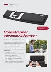 Mousetrapper Advance SMT407 Leaflet