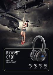 R.O.GNT 0401.88 KH-0401-88 Leaflet