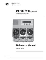 Nova MERCURY TL LM-700 User Manual