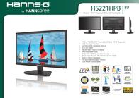 Hanns.G HS221HPB Leaflet