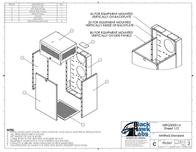 Black Hawk Labs 10U + 4U MiniRaQ Secure MRQ301S14 Leaflet
