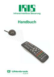 Uhlenbrock 66510 IRIS remote control 66510 Data Sheet
