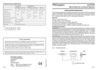 Procom 21VU Leaflet
