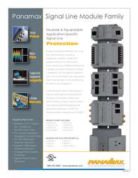 Panamax MOD-SPKP Leaflet