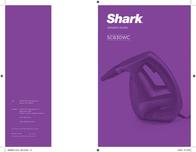 Shark SC630WC User Manual