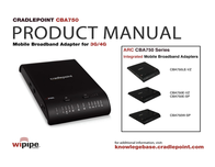 Cradlepoint CBA750 User Manual