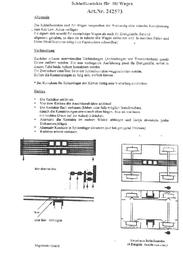 Mayerhofer Modellbau 40320 Sliding contacts 40320 Data Sheet