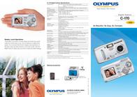 Olympus Camedia C-170 N1865192 Leaflet