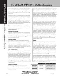 OEM ap-525 lcrs Leaflet