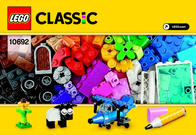 Lego Classic LEGO® CLASSIC 10692 BAUSTEINE SET 10692 User Manual