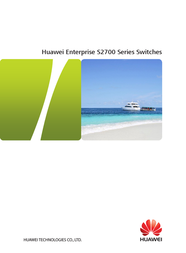 Huawei S2700-26TP-PWR-EI User Manual