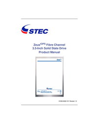 SimpleTech ZeusIOPS User Manual