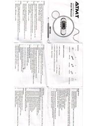 ATMT MP140 User Manual