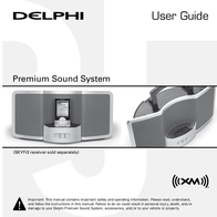 Delphi SA10221 User Manual