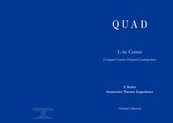 Quad Speaker User Manual