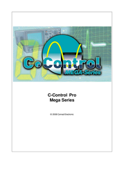 C Control PRO-BOT128 + C-Control PRO 128 Unit + Voltcraft® USB programming cable Kit 190406 User Manual